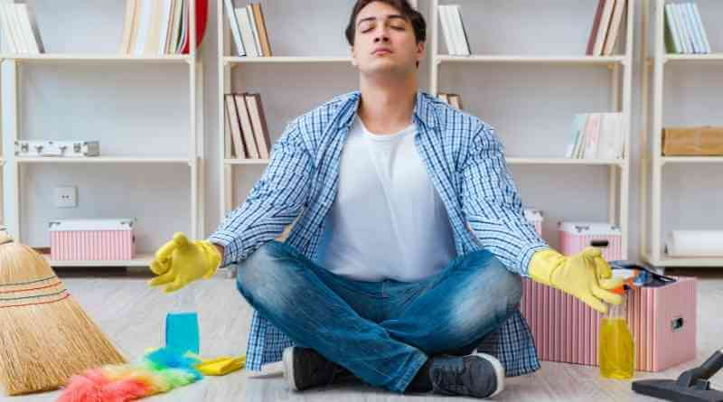 How to clean your home room by room