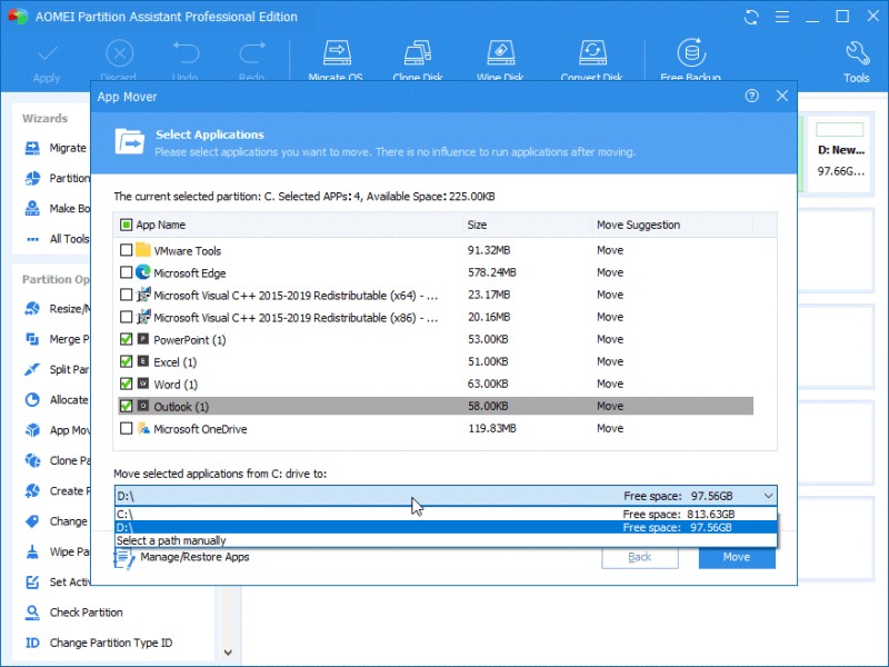 How to Safely Transfer Programs among Multi-devices