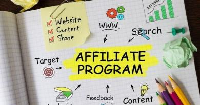 The Guide of Choosing a Right Affiliate Program