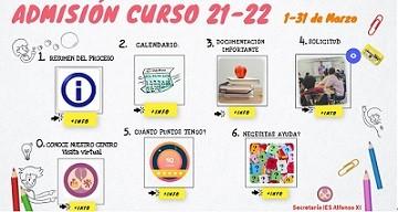 Escolarización 21/22