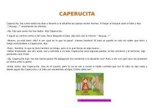 La Caperucita_1