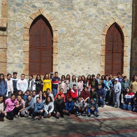 Salida de nuestros alumnos de 1° y 2° de la ESO al Parque Minero de Riotinto