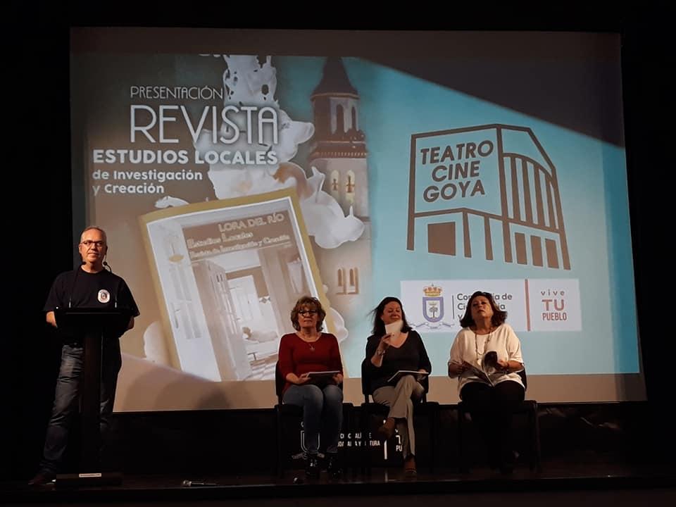Presentación de la Revista de Estudios Locales