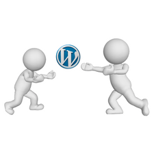 Wordpress.com blog platform