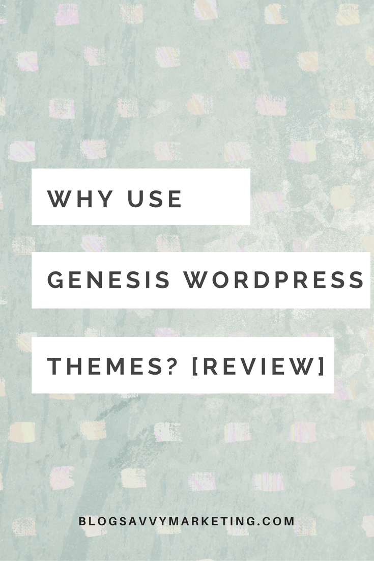 Why Genesis WordPress Themes are the Best for WordPress. Read this review of Genesis Framework themes.