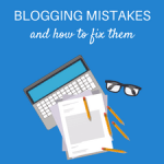 5 of the Most Common Mistakes about Blogging