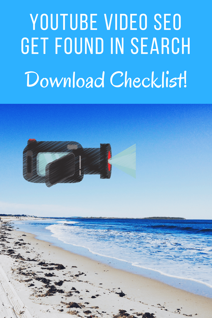 How to Optimize Videos for YouTube Search. Download your YouTube video SEO checklist.