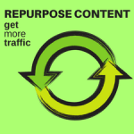 How to Repurpose Content to Get More Traffic