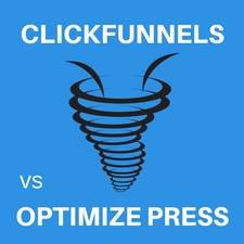 Clickfunnels vs optimizepress