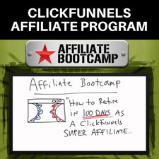 Make money with ClickFunnels affililate program