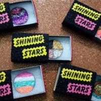 Shining Star Glitter eyeshadows from Reasonablez.com123