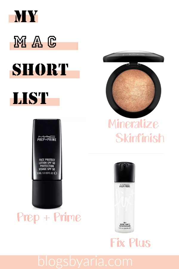 MAC Short List