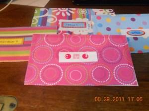 My Coupon Envelopes