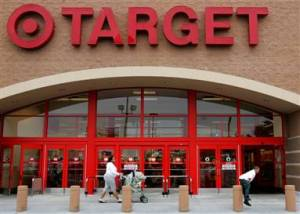 I Love the Target Card!