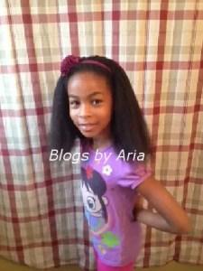 Brianna's Hair Series ~ First Hair Cut