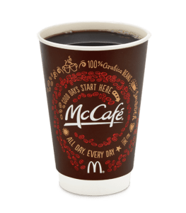 Free Coffee For Two Weeks @ McDonald's