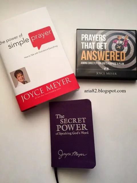 joyce meyer books and series