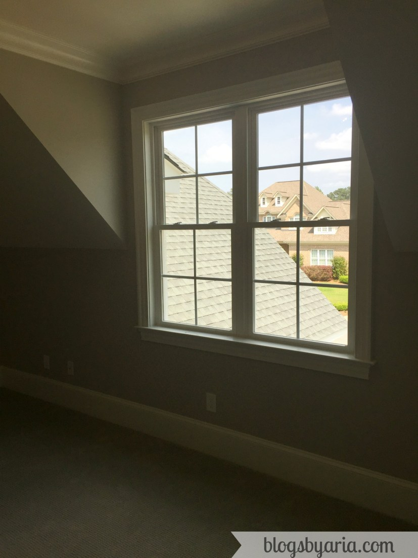 guest bedroom window