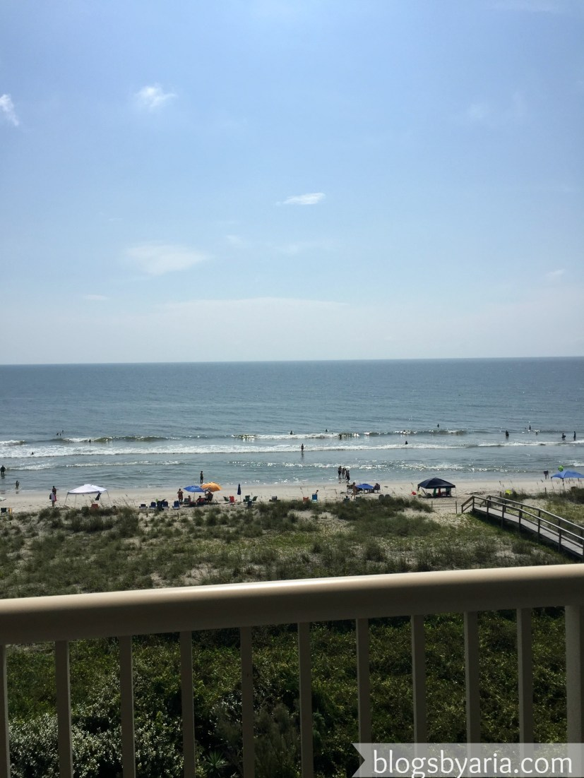 Carolina Beach views