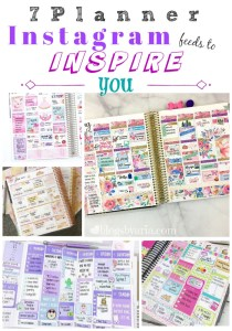 7 Planner Instagram Feeds to Inspire Your Planning
