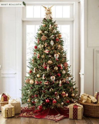BH Balsam Fir Flip Christmas Tree