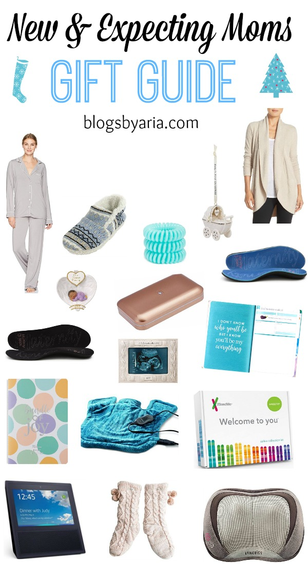 Holiday New and Expecting Moms Gift Guide