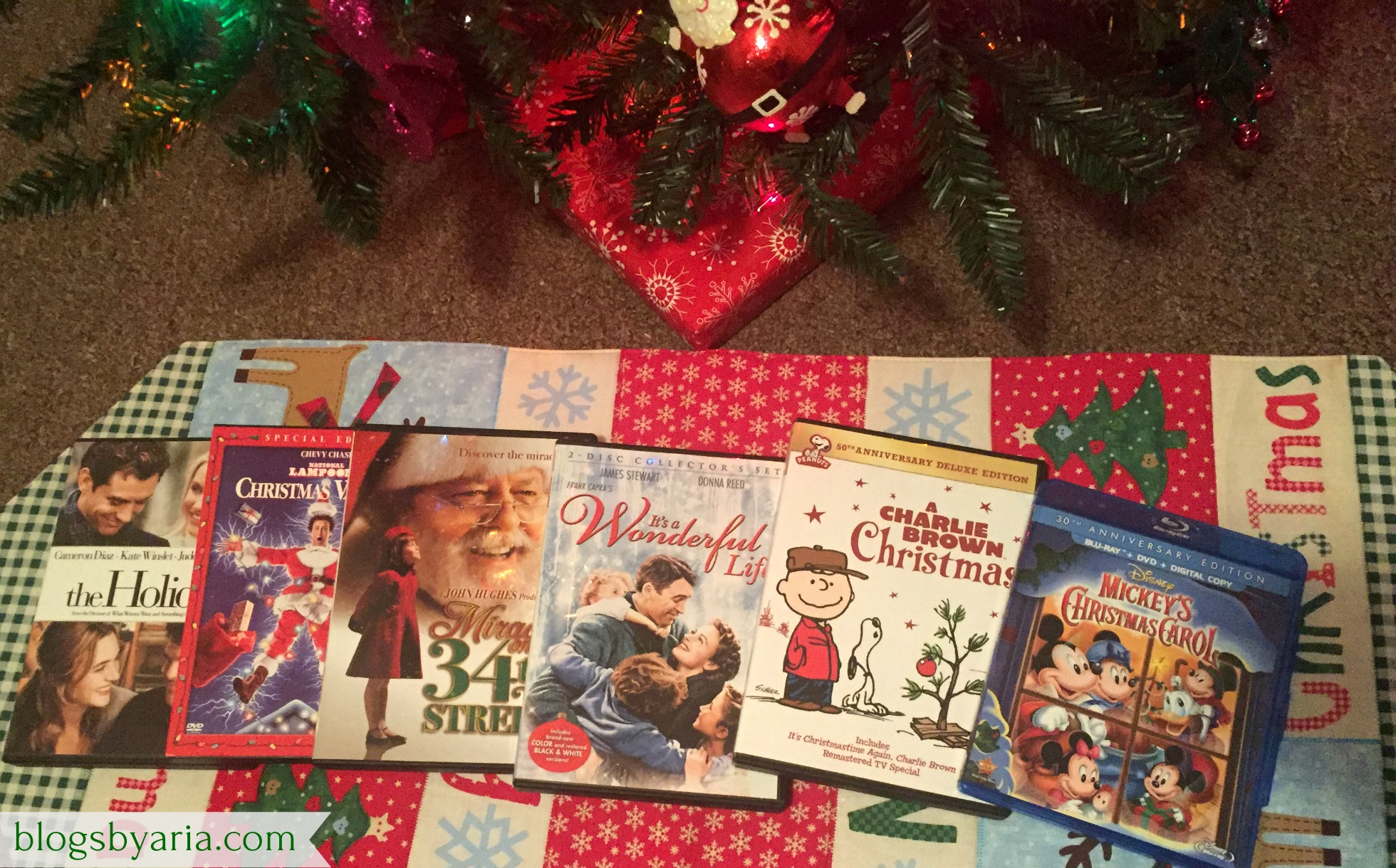 Favorite Holiday Movies