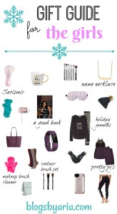 Gift Guide for the Girls