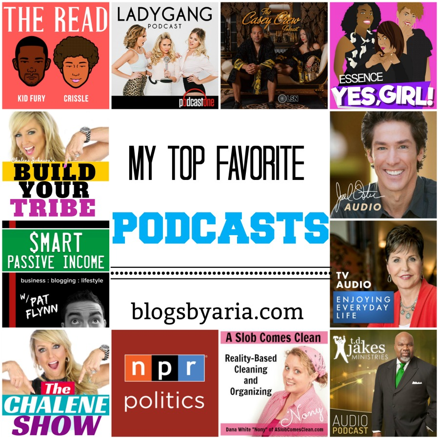 Let's Talk Podcasts - Blogs by Aria