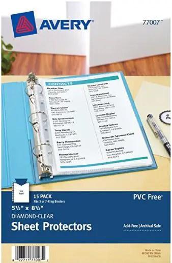 Planner Sticker Organization