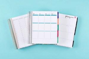 Erin Condren 2019 Life Planner Launch