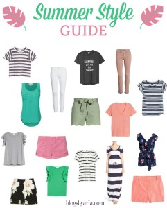 Summer Style Guide