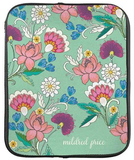 Erin Condren Vintage Floral Planner Folio