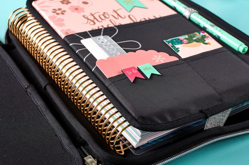 Erin Condren's new Planner Folio