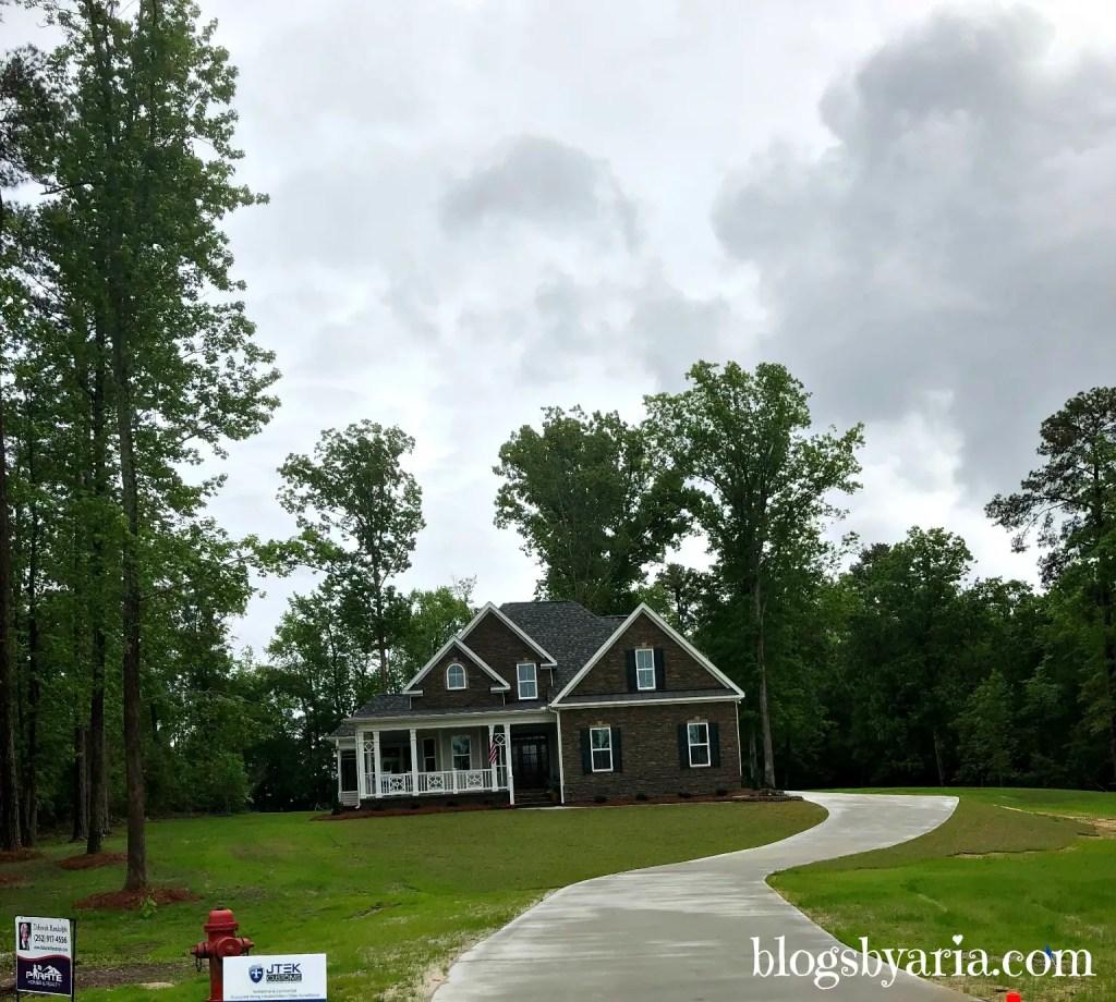Oak Hill House Tour