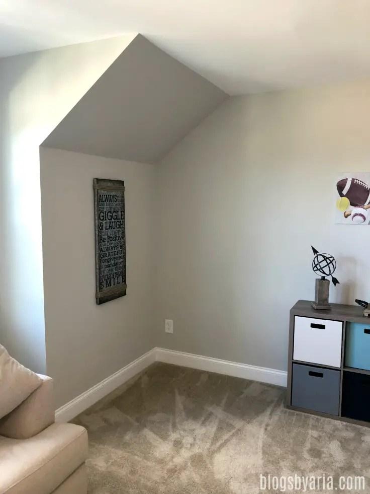bonus room/rec room