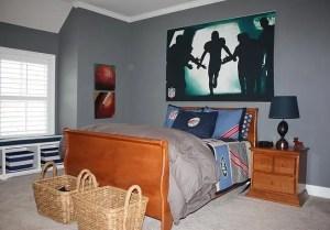 Boys Bedroom – The Beginning