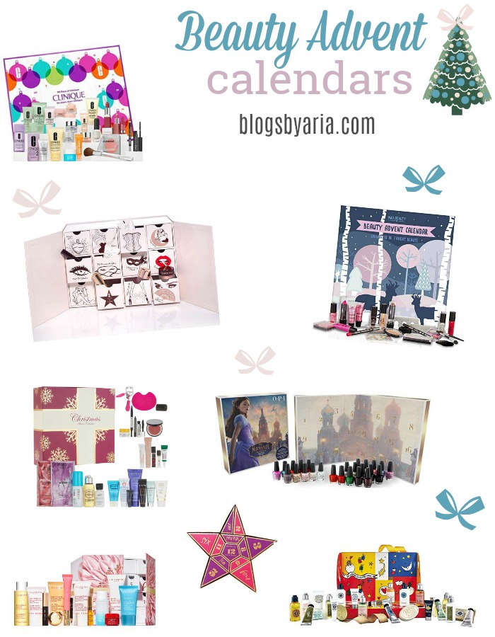 Beauty Advent Calendars are the perfect early Christmas present to yourself