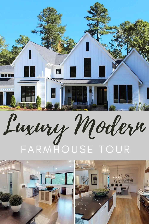 Luxury Modern Farmhouse Tour