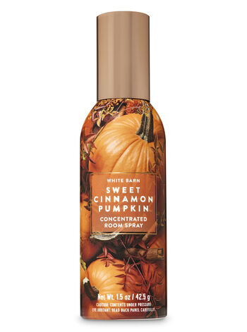 Sweet Cinnamon Pumpkin Concentrated Room Spray
