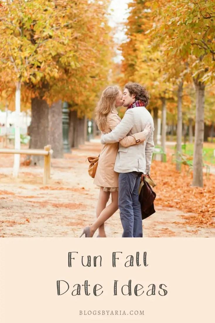 Budget Friendly Fall Date Ideas