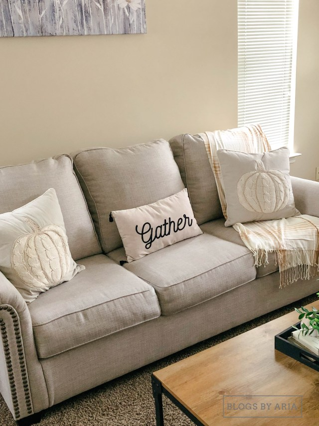 make your home feel cozy for fall