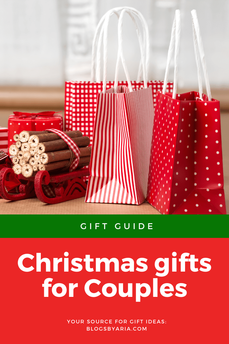 Christmas gifts for couples gift guide