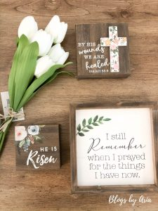 Decorating Updates – New Furniture, Easter Decor & More