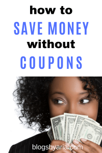 Save Money Without Coupons with my Favorite Savings Apps