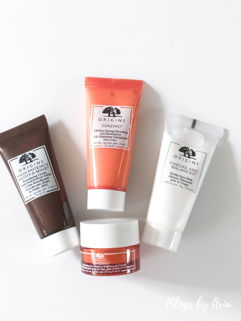 Ulta Beauty Haul Origins Skincare