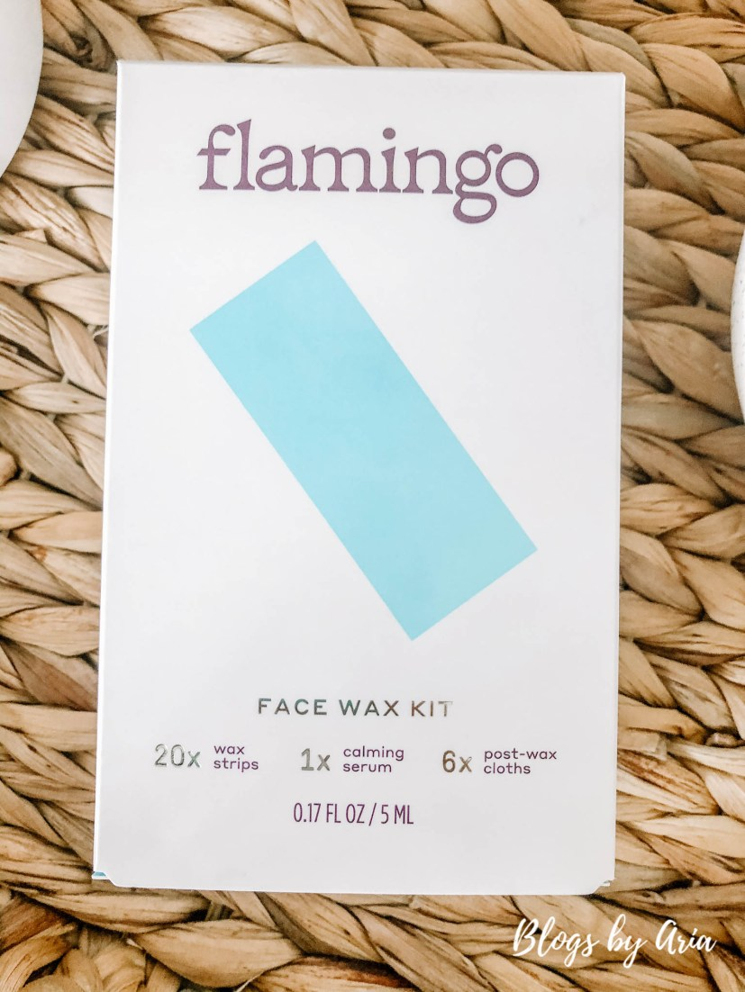 Flamingo Face Wax Kit Review