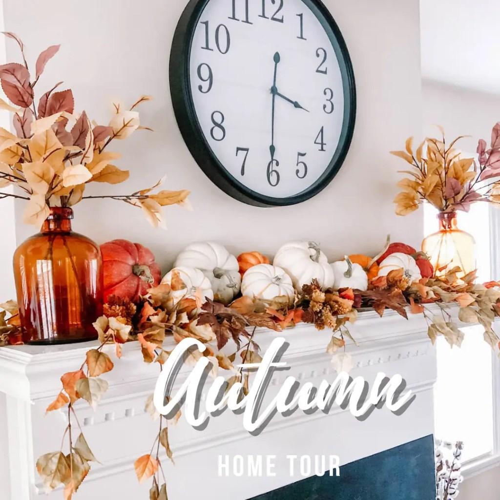 Autumn Home Tour