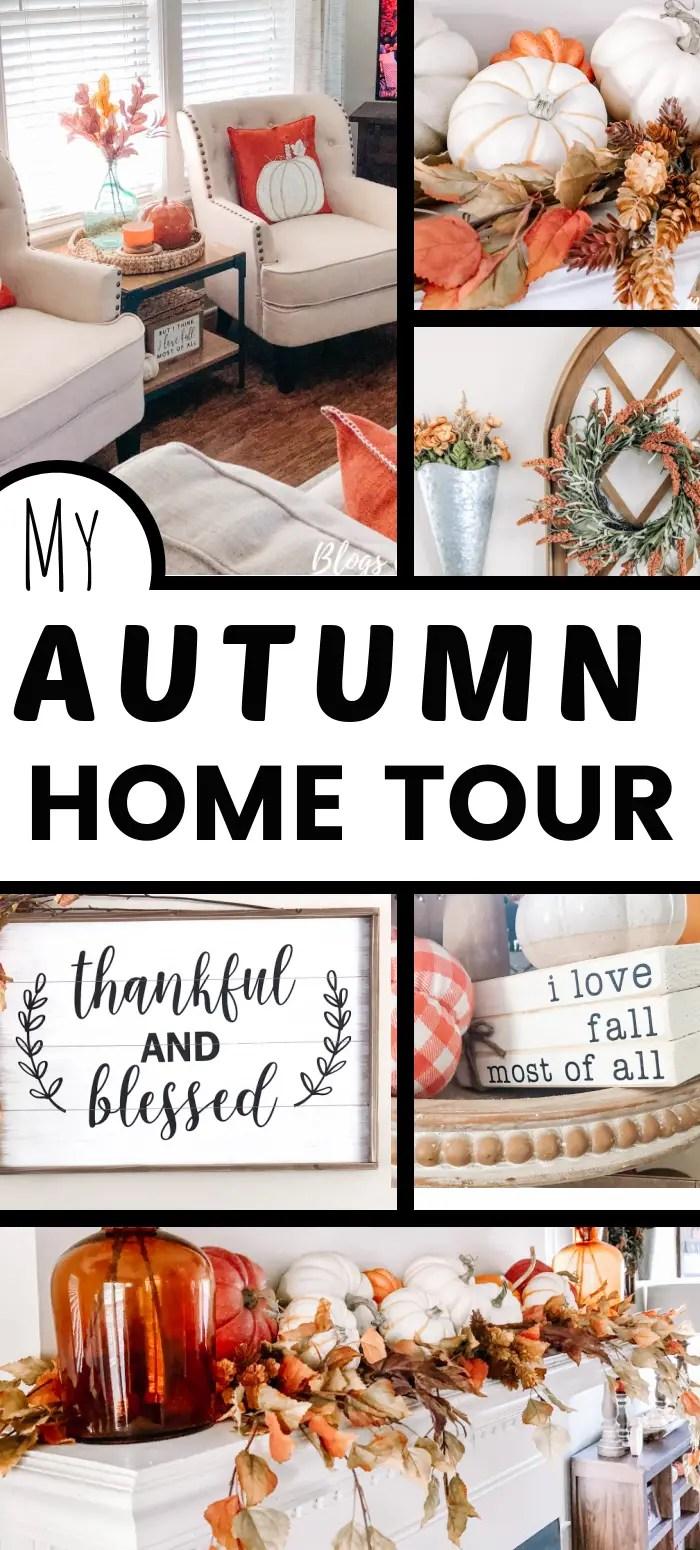 My Autumn Home Tour