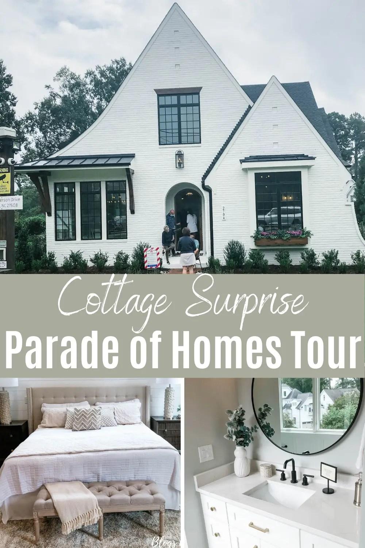 Cottage Surprise Parade of Homes Tour
